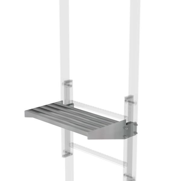 Günzburger Ausstiegstritt Stahl verzinkt Spaltmaß 300mm, 63970