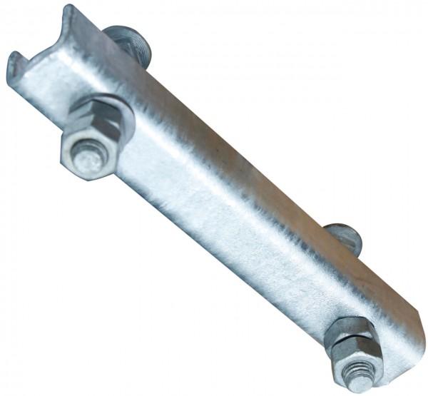 Steigleiter SL Schienenbefestigung für Alu 28x28mm 28x28mm, 837493