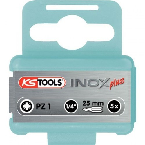 "KS Tools 1//4/"" CLASSIC Bit PZ 5er Pack PZ2 50mm"