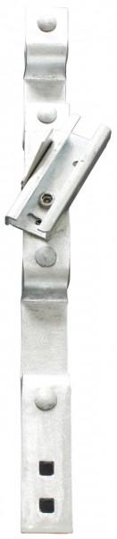 STABILO Ortsfeste Leitern, Fallschutz-System, Ausstiegsvorrichtung Stahl, verzinkt, 837431