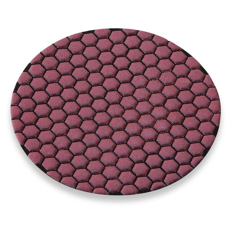 flex diamant schleifpad dp 100 dry d125 382825 dittmar werkzeuge. Black Bedroom Furniture Sets. Home Design Ideas