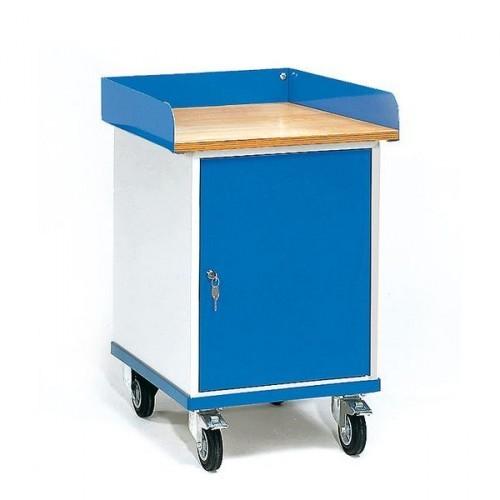 Fetra Rollschrank mit Arbeitsplatte 2445