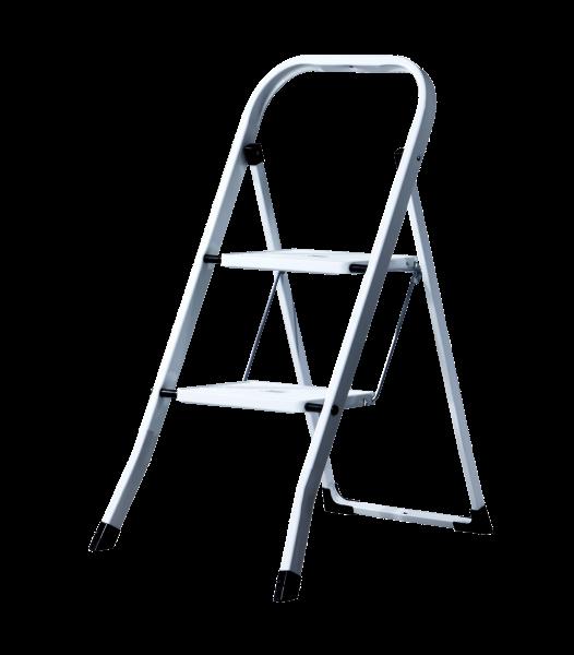 Toppy KlappTritt Stahl 2 Stufen