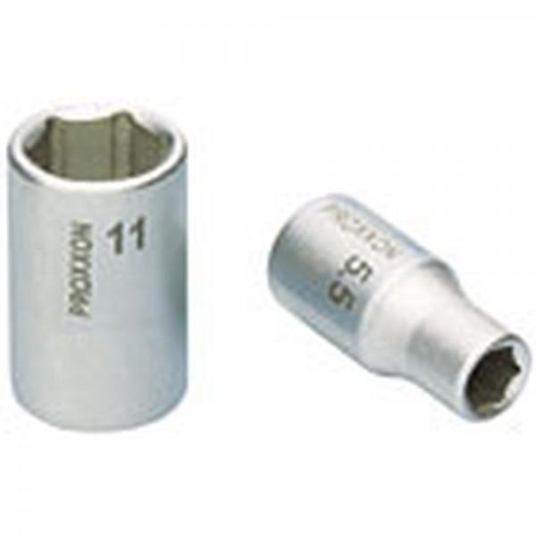 "Proxxon 1/4"" Steckschlüsseleinsatz, 10 mm, 23722"