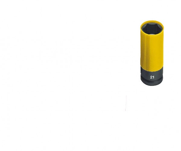 "Proxxon Impact Steckschlüsseleinsatz 1/2"", 21 mm, 23966"