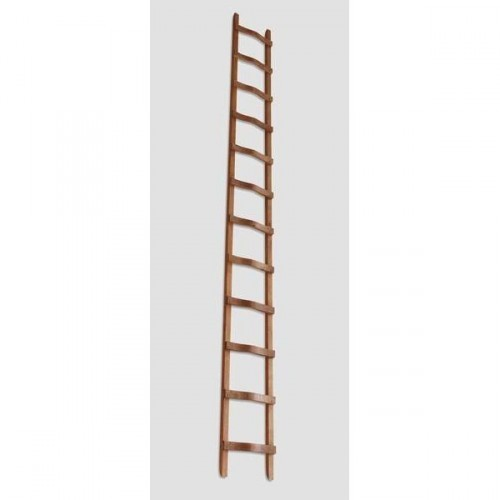 Guenzburger Dachdeckerleiter aus Holz 10 Sprossen, 33120