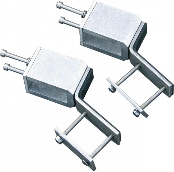 STABILO Multifunktions-Sicherung, Holmklemme für Aluminium-Geländerstab, 832092