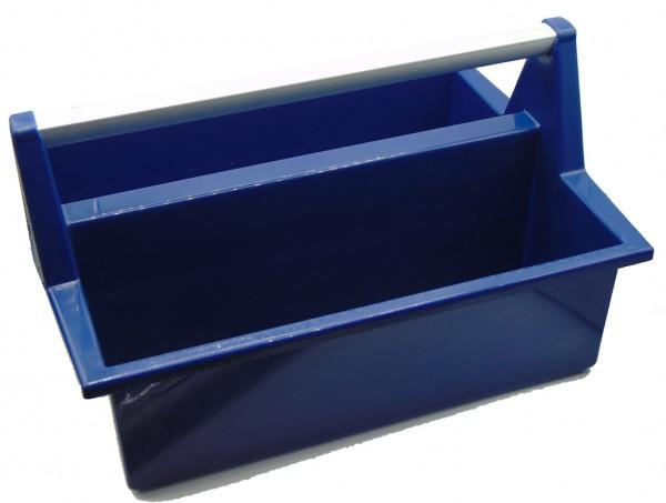 Mehrzwecktragekasten McPlus Carry 40 blau