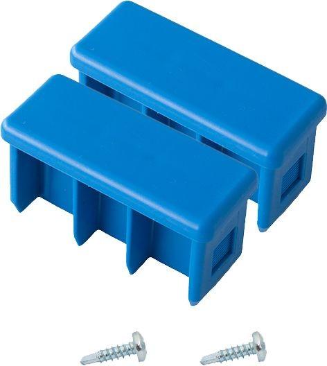 STABILO Kopfstopfen (Paar) 64x25 mm, blau, 211033